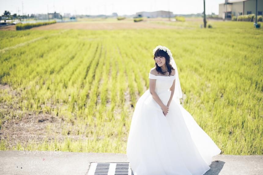 日出映像台中婚紗工作室