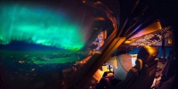 荷蘭機師拍攝一系列「駕駛艙窗外高空風景」