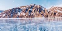 夢幻的西伯利亞貝加爾湖